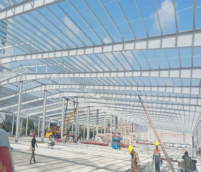 南沙港集装箱仓库;防火涂料施工面积;35000平方