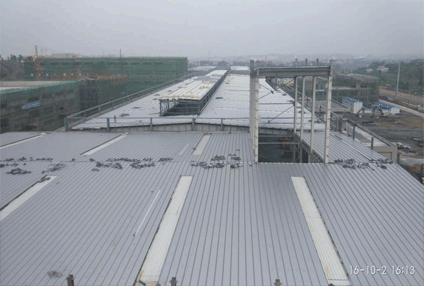湖南永州芙蓉王复烤厂项目;120000平方